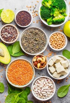 Bitkisel Gıda Tüketimi ve Uzun Yaşam İlişkisi
