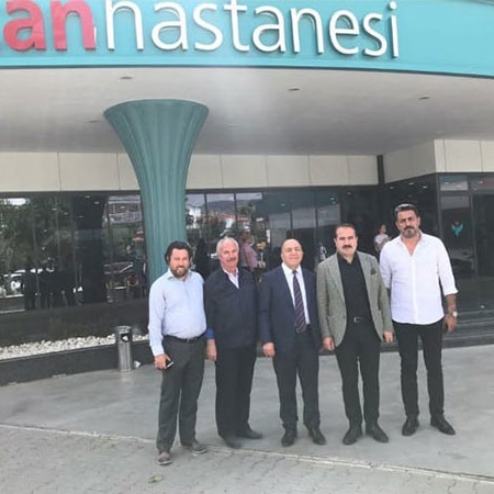 İzmir Milletvekilimiz Hastanemize Ziyarette Bulundu